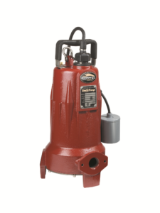 Liberty Ominvore 2hp Grinder Pump