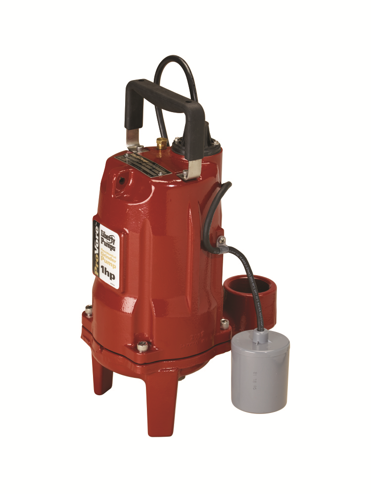 Liberty Provore 1 hp grinder pump
